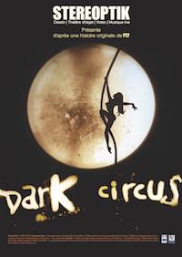 Affiche Dark Circus